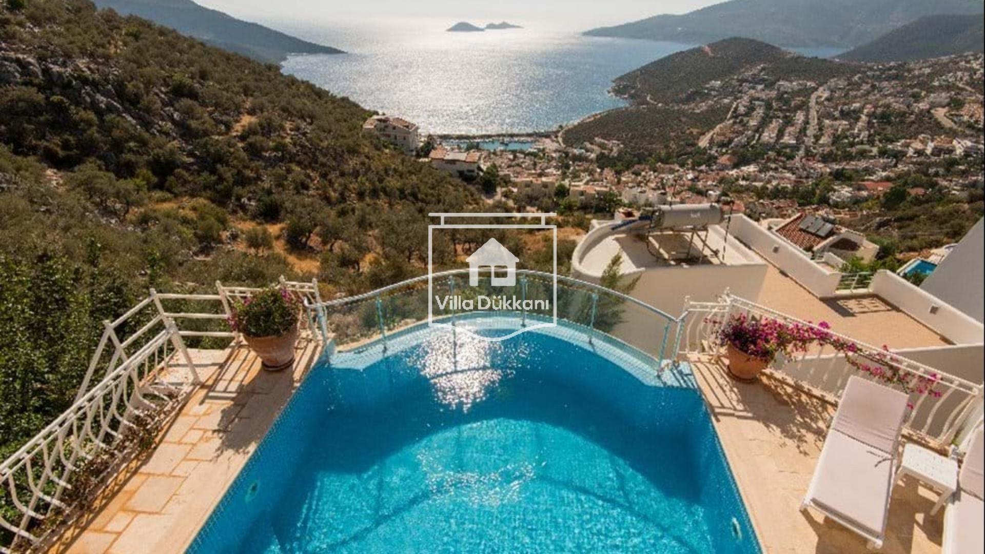 Havuzlu Villalarda Kalmanın Sunduğu Tüm Avantajlardan Faydalanın